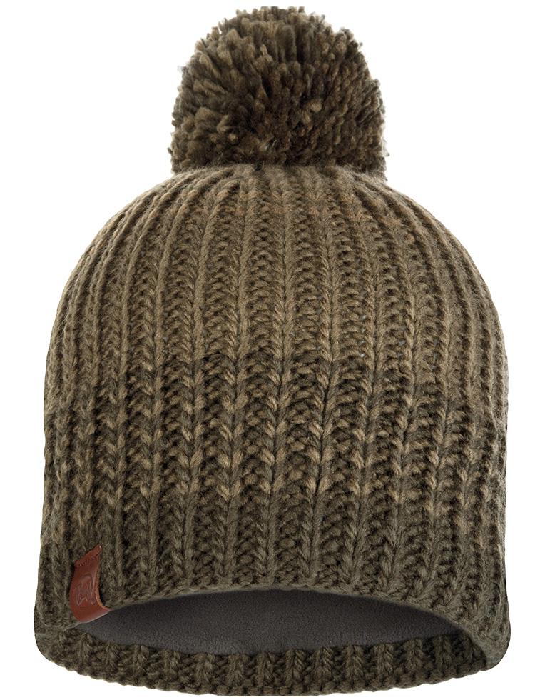 259f1c3b9ea Knitted   Polar Hat Borae Khaki