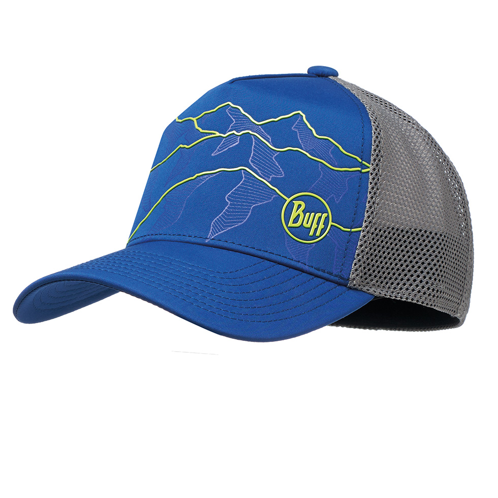 Trucker Tech Cap Cape Blue