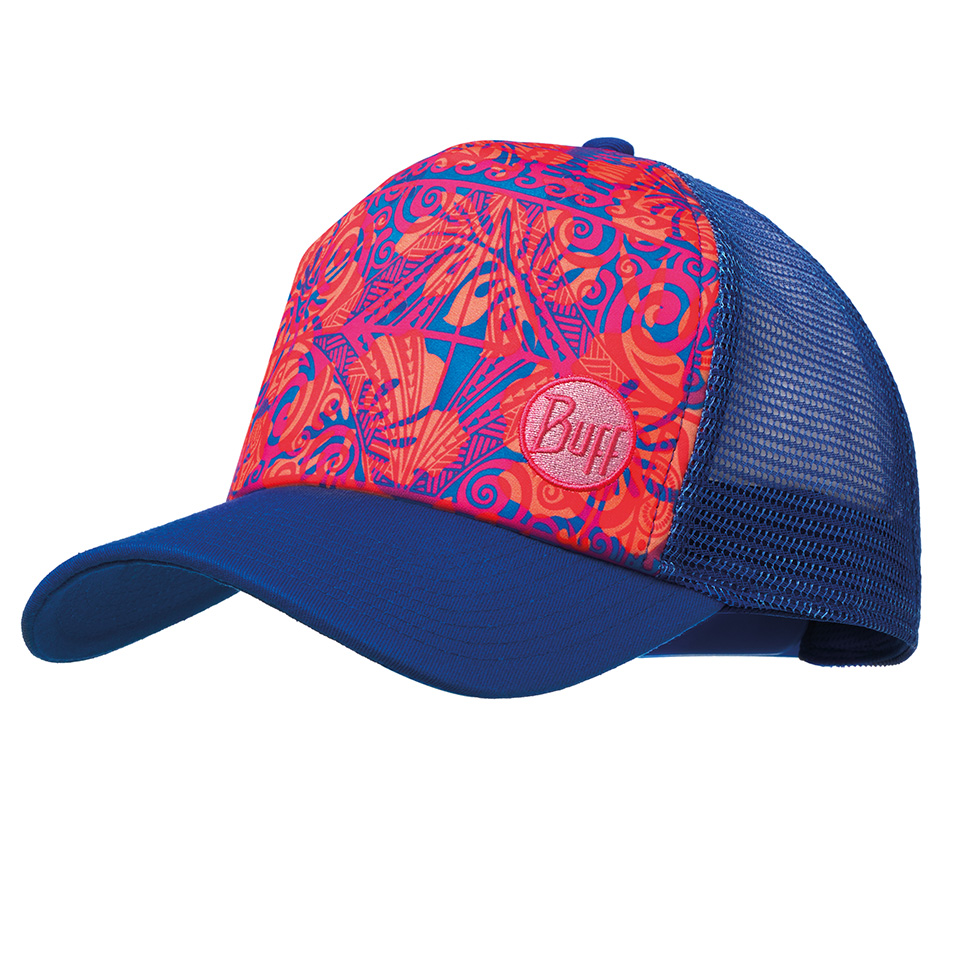 Trucker Cap Polynesian Red