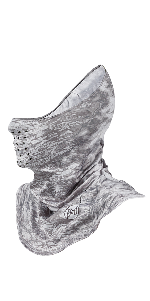 UVX Mask Pelagic Camo White