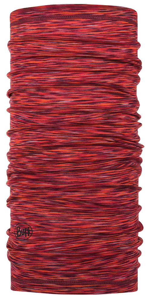 Lightweight Merino Wool - Rusty Multi