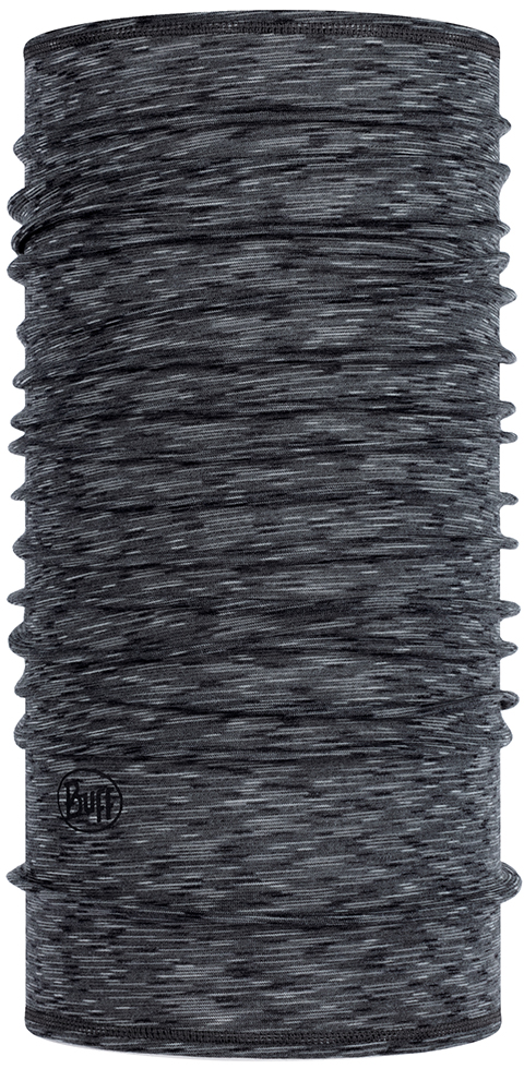 Lightweight Merino Wool - Graphite Multi