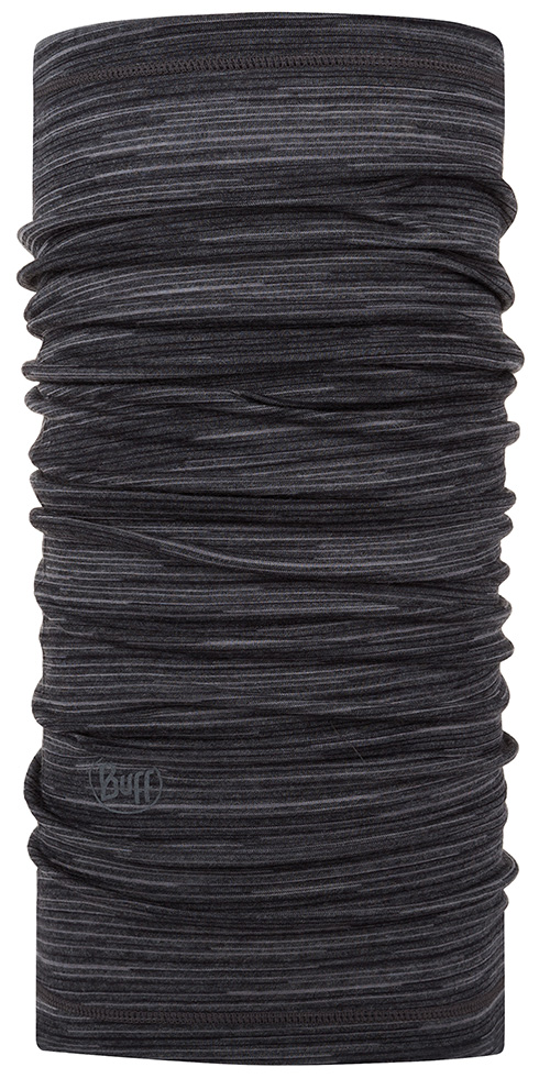Lightweight Merino Wool - Castlerock Grey Multi