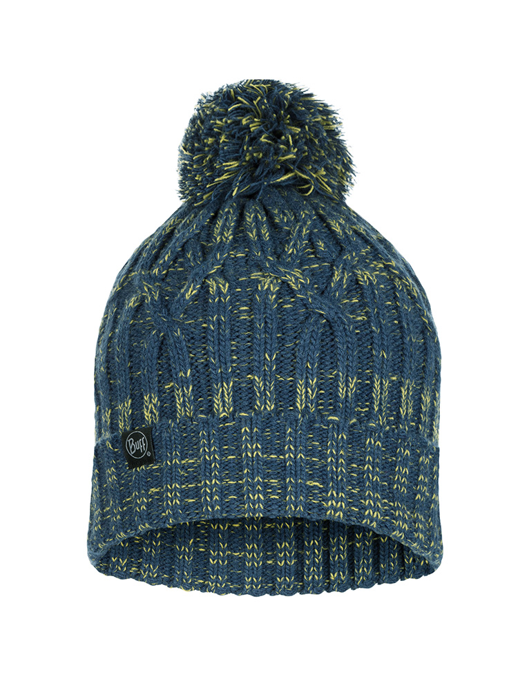 Knitted & Polar Hat Idun Denim