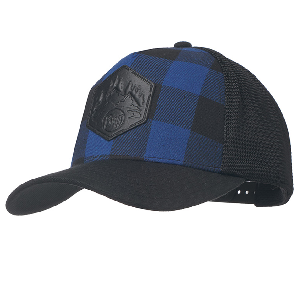Trucker Cap - Plaid