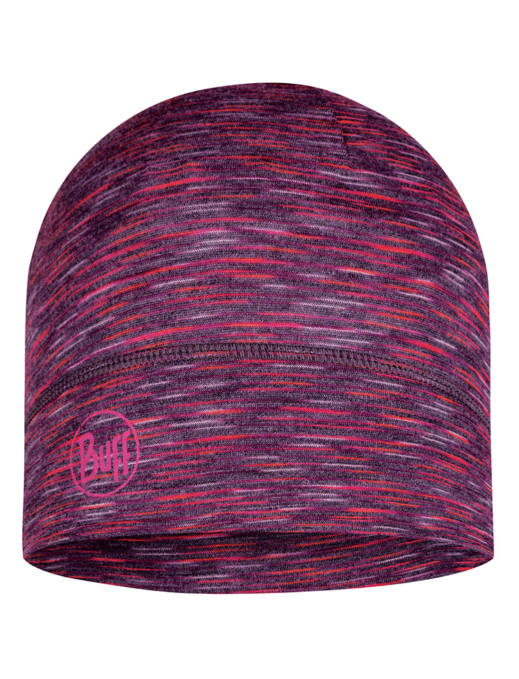 Lightweight Merino Wool Hat - Rubi Multi