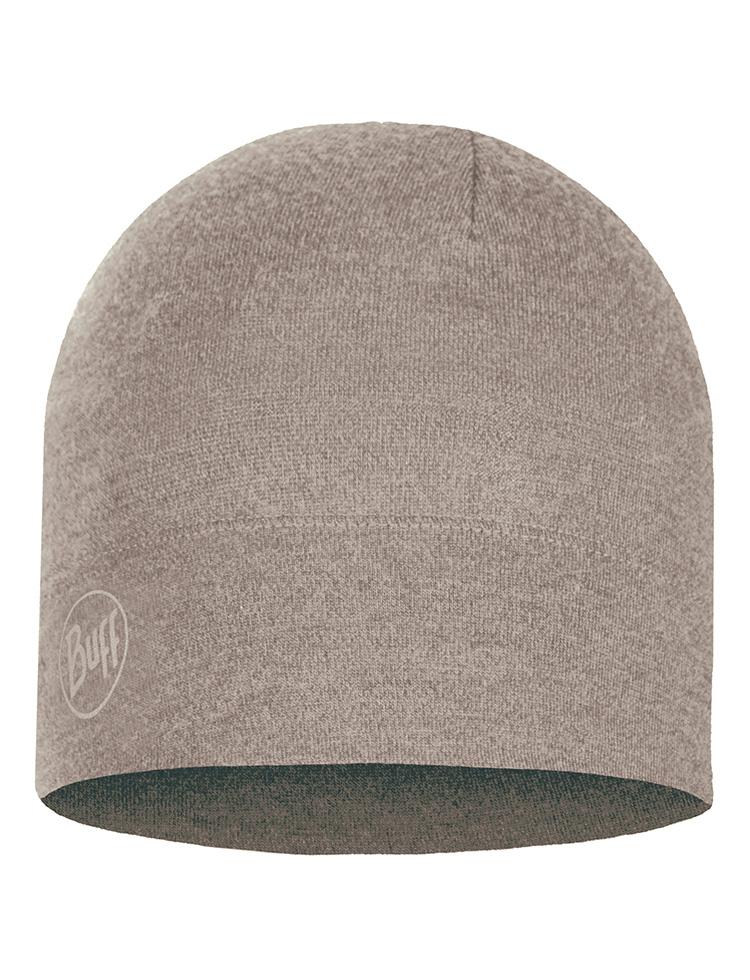 f57e9a82b08 Midweight Merino Wool Hat Sand Melange