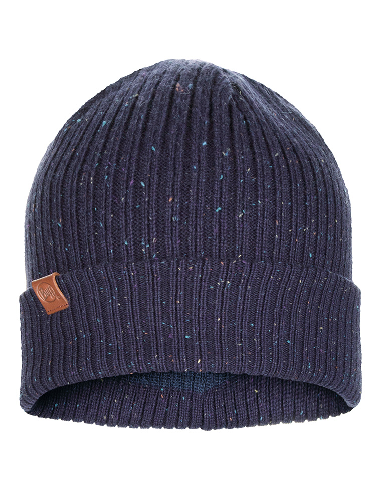 Knitted Hat Kort Night Blue