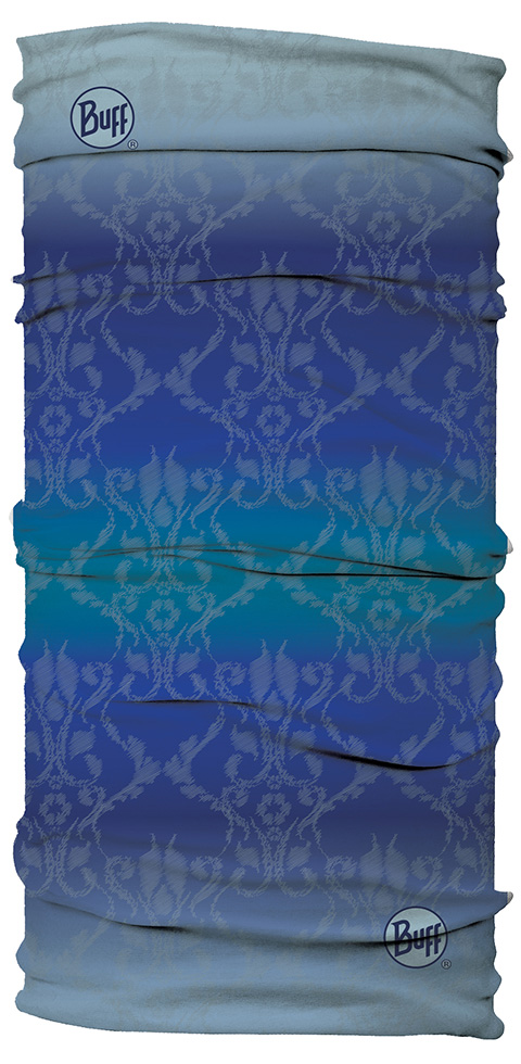 Original Blue Damask