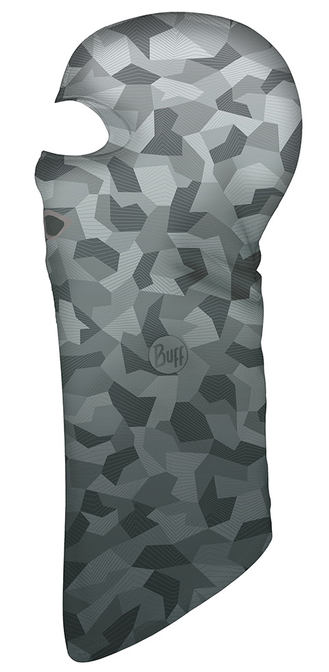 ThermoNet Balaclava Block Camo Grey