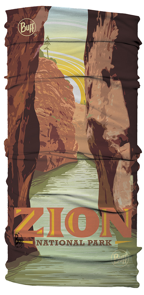 CoolNet UV+ National Parks - Zion