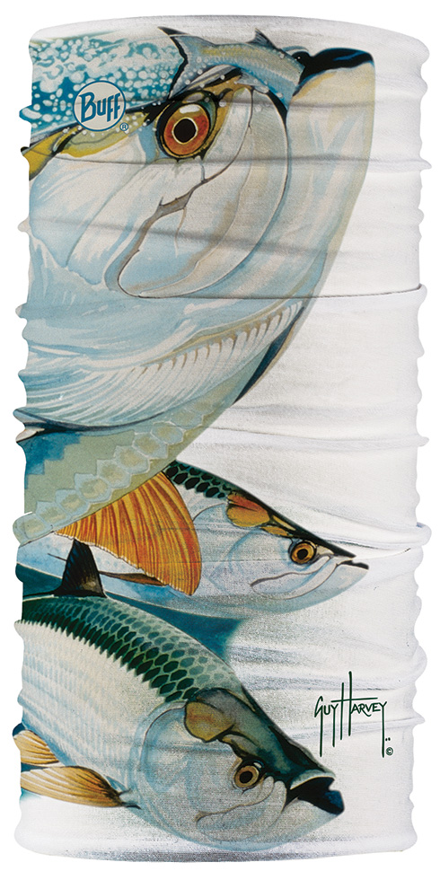 CoolNet UV+ Guy Harvey - Tarpon Trio