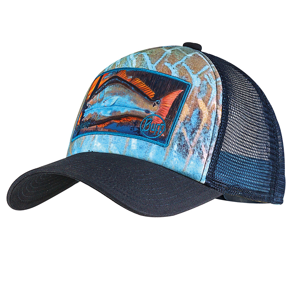 Trucker Cap DeYoung Redfish Marsh