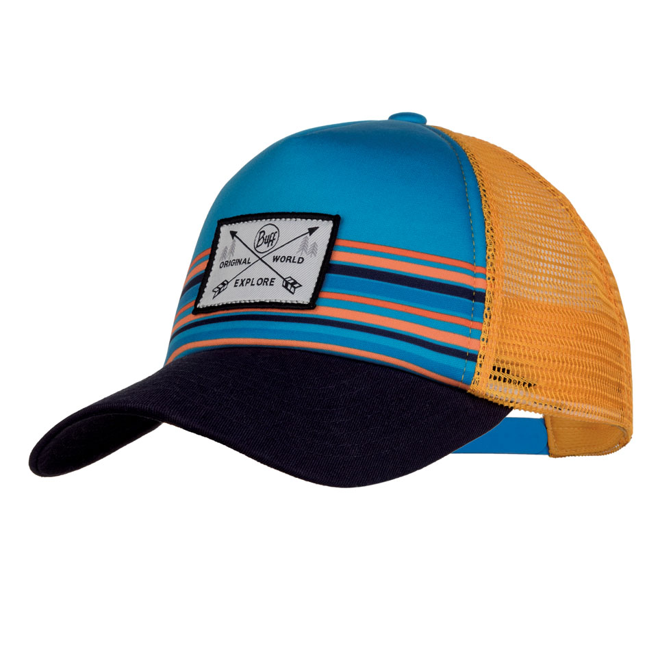 Junior Trucker Cap - Explore Multi