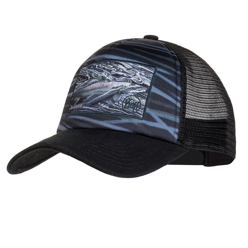 Trucker Cap A.D. Maddox Chrome