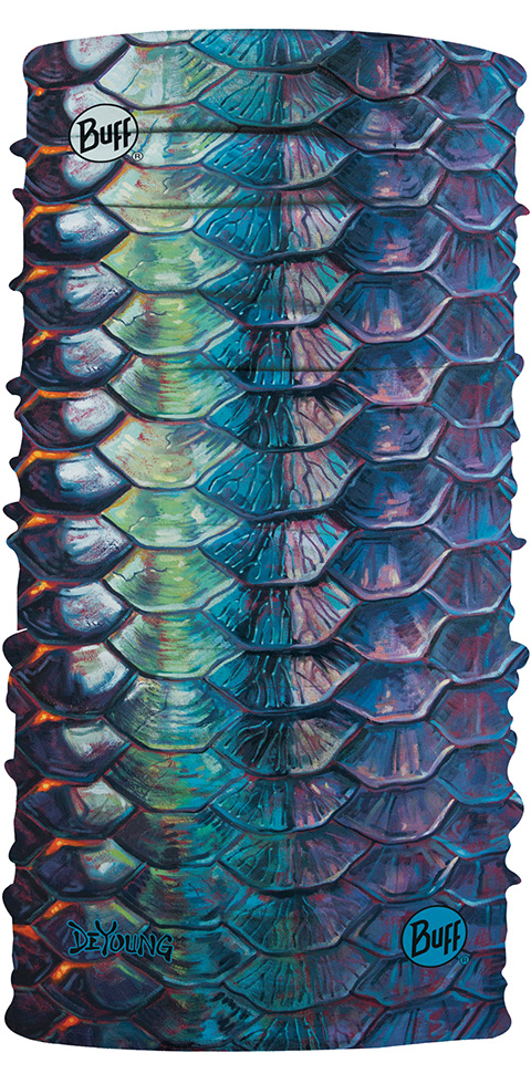 CoolNet UV+ XL DeYoung - Tarpon Flank Late