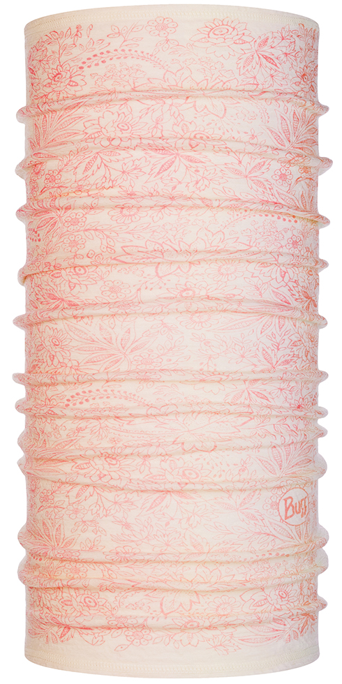 Lightweight Merino Wool - Blossom Snow Multi