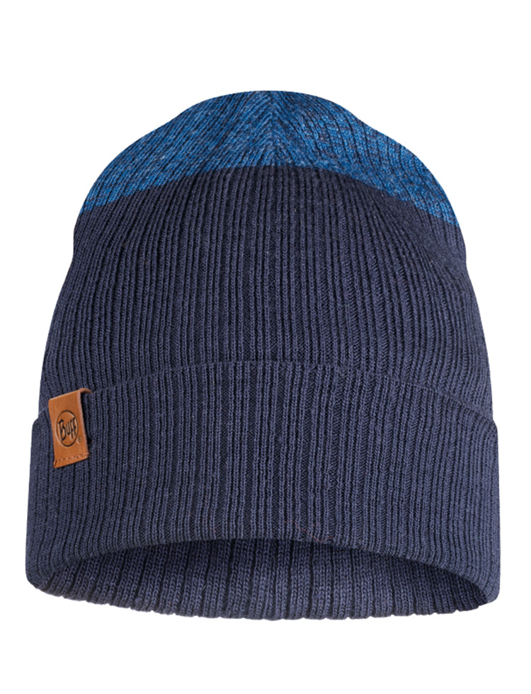 Knitted Hat - Dima Night Blue