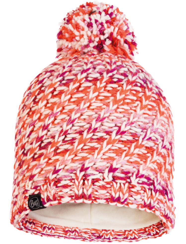 Knitted & Fleece Hat - Valya Cru