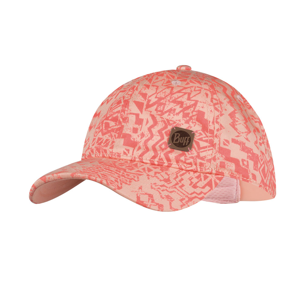 Junior Baseball Cap - Pink