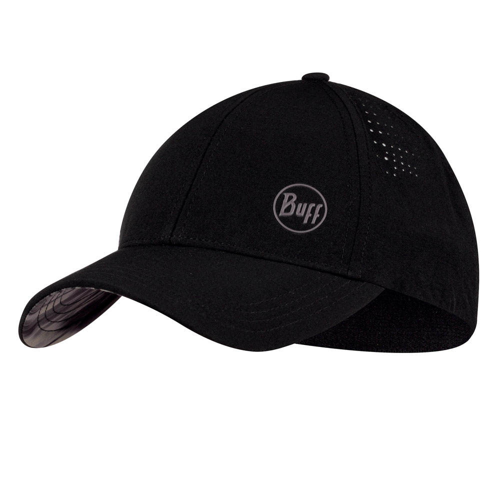 Trek Cap - Ikut Black
