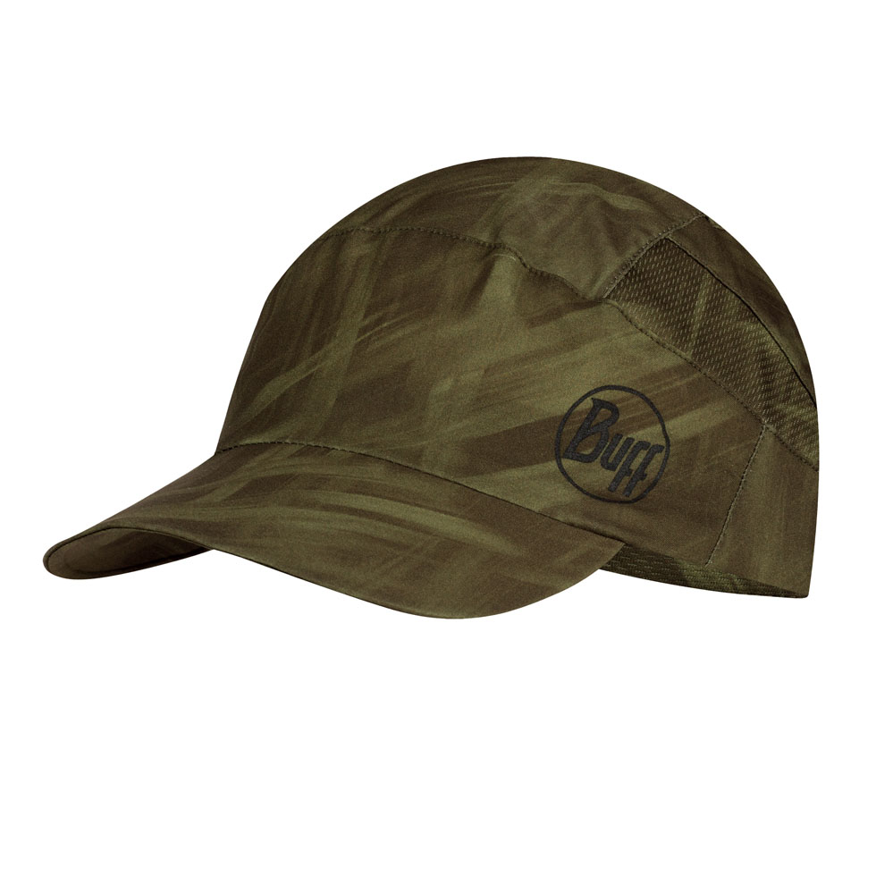 Pack Trek Cap - Olive