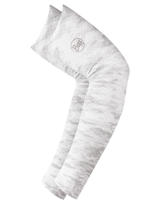 UV+ Arm Sleeves - Camo White