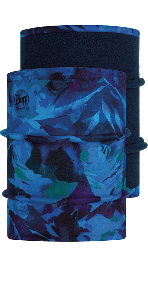 Junior Reversible Polar Neckwarmer - High Mountain