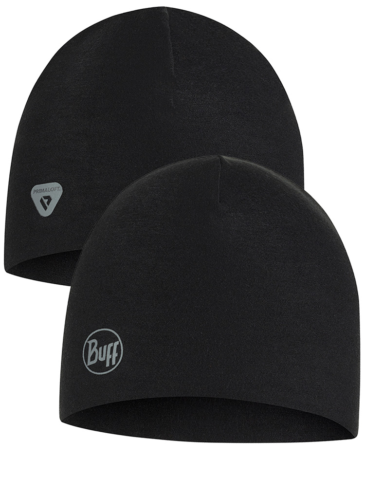 ThermoNet Reversible Hat - Black