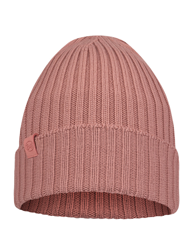 Merino Wool Knitted Hat - Norval Sweet