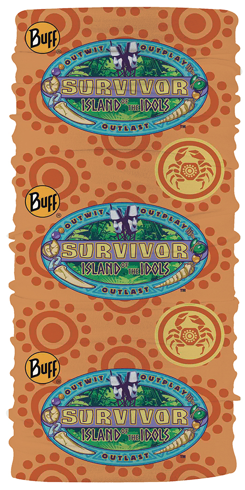 Original Survivor - Survivor 39 Orange