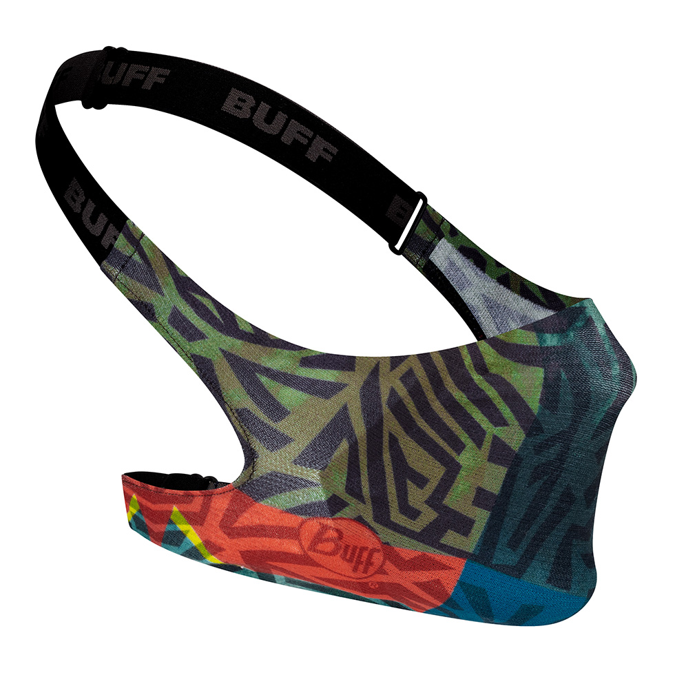 Junior Filter Mask - Stony Green