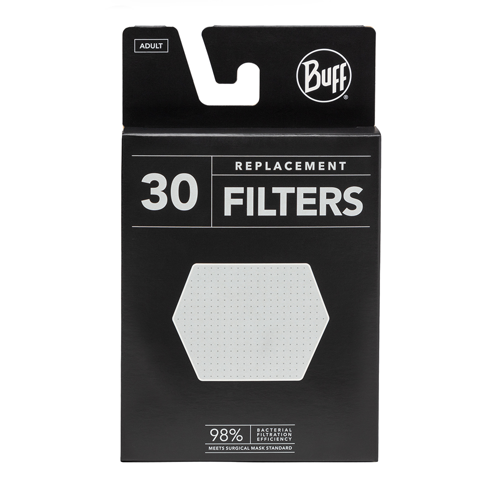 Replacement Filters - Adult 30 Pack