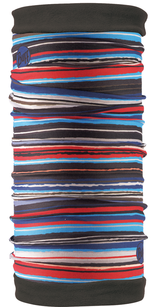 Polar Reversible BUFF Multi Red/Black