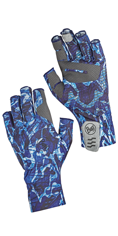 Eclipse Glove Reflection Blue