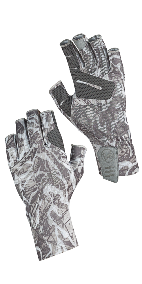 Eclipse Gloves Reflection Grey