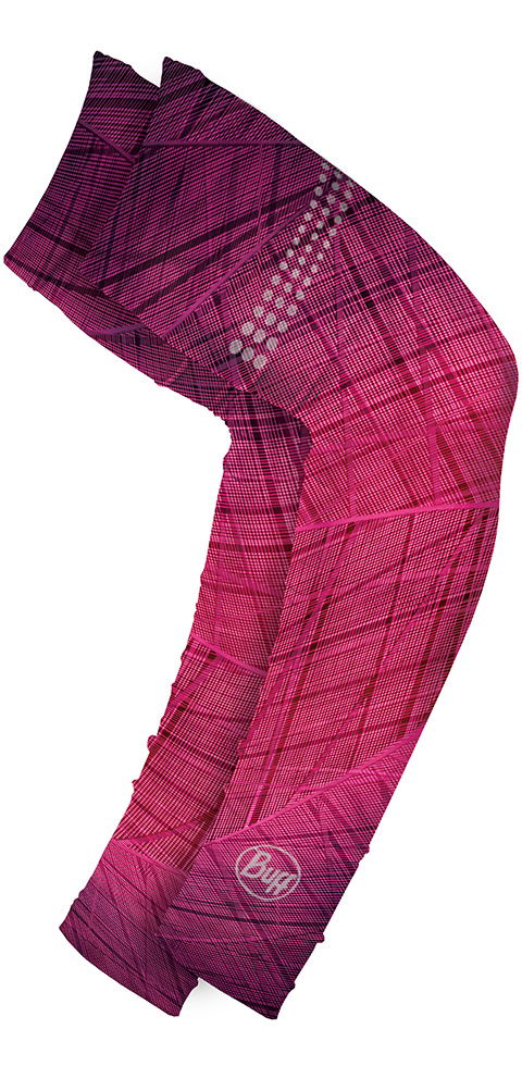 Thermal Arm Warmers - Embers Fuchsia (set of 2)