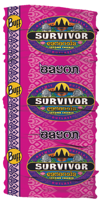 Original Buff Survivor - Survivor 31 Bayon Tribe