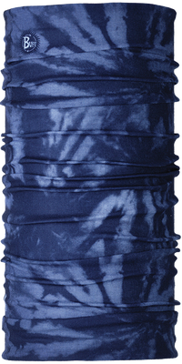 UV Buff - Tie-Dye Blue