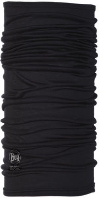 Merino Wool BUFF - Black
