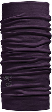 Lightweight Merino Wool - Plum