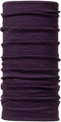 Merino Wool BUFF - Seapoint Plum