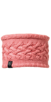 Knitted & Polar Fleece Headband - Makda