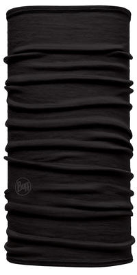 Junior Lightweight Merino Wool Black