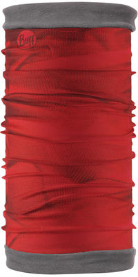 Polar Reversible Buff - Texture Red