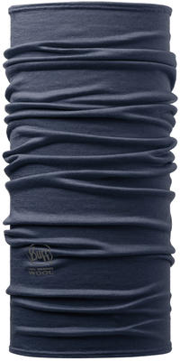 Lightweight Merino Wool - Denim