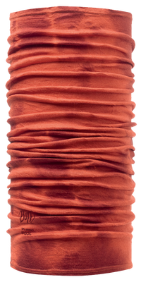Merino Wool BUFF - Rooibos Tea Dye