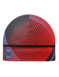 Microfiber Hat - Retro Lines Red