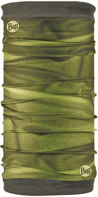 Polar Reversible Buff - Texture Green