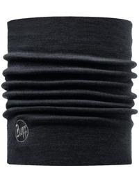 Heavyweight Merino Wool Neckwarmer - Black